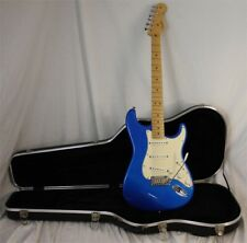 Fender 50th Anniversary U.S.A. Made Stratocaster And Hard Shell Case Mint Cond.