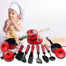 1 Juego de niños del bebé Cocina Cocina olla utensilio Juego Juguete Nuevo
