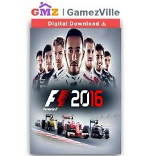 F1 2016 Formula One 16 Steam Key PC Digital Download