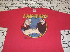 Large- Popeye T- Shirt