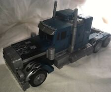 Transformers Leader Class Night Watch Optimus Prime 98% COMPLETE