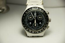 Wrist Watch swatch rony aluminium patened  swiss made