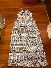 Cynthia Rowley maxi dress medium