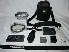 New ListingPanasonic 3Ccd Pv-Gs150 MiniDv Mini Dv Camcorder Vcr Player Video Transfer