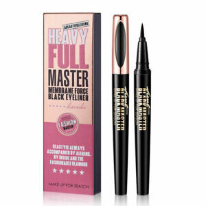 MacFee Eyeliner Waterproof Liquid Eye Liner Pencil pen Professional Makeup