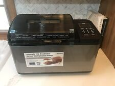 New listing Zojirushi Bb-Pdc20 Home Bakery Virtuoso Plus Breadmaker New With Dent