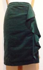 Per Una Cotton Straight, Pencil Casual Skirts for Women