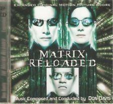 "Don Davis:  ""The Matrix Reloaded""   (Soundtrack Score Double-CD)"