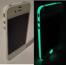 Glow in the Dark-iPhone 4 Edge Wrap Decal Skin Sticker