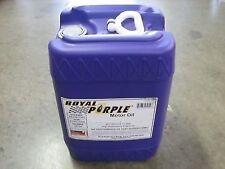 5 Gallon Royal Purple 10w30 Synthetic Motor Oil 05130