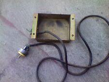 Sega Outrun arcade power cord box with cord