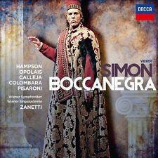 Verdi: Simon Boccanegra [2 CD], , New