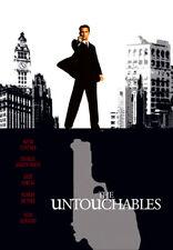 The untouchables Robert De Niro vintage movie poster
