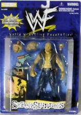 "WWE WWF ""Super Stunners"" Stone Cold Steve Austin Exclusive Cyborg Head Gear MOC"