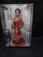 Barbie Live & Let Die James Bond Black Label MINT NIB