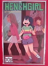 HENCHGIRL #6 (NM) KRISTEN GUDSNUK Scout SOLD-OUT HTF 1st print! TV show coming