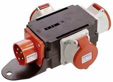 Mixo CEE Stromverteiler RHEIN 16A 400V  IP44  für Aussen  as - Schwabe 60531
