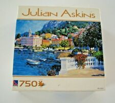 NEW & SEALED! SURELOX Julian Askins Collection Bellagio 750-Piece Jigsaw Puzzle