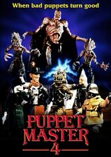 PUPPET MASTER 4 New Sealed DVD