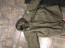 "MED * LEVEL 7 PCU Grey L7 TYPE II Parka  ECWCS Cold Weather ""Oversized"" Jacket"