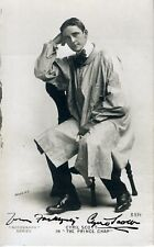 Cyril SCOTT (Theater): Signed Photograph Postcard