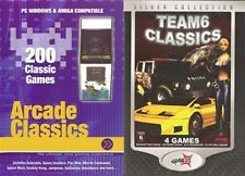 arcade classics 200 & taxi 3 & extreme rush & elite heli squad & manhattan chase