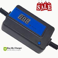 12 24 36 48 Volt Auto Pulse Golf Cart Battery Desulfator Desulphator (Blue)
