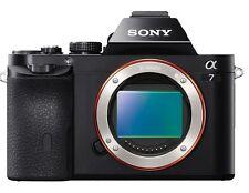 Sony Alpha a7 - Full Frame - 24.3 MP Digital Camera - Black (Body + MORE!)