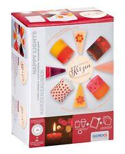 Xs-pack 6x GLOREX Kerzen-creativ-set (58100277)