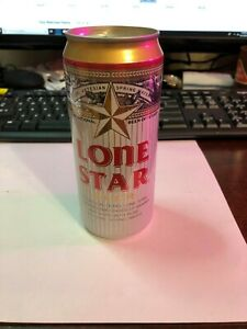 LONE STAR BEER CAN BANK HEILEMAN SAN ANTONIO TEXAS DON'T MESS WITH TEXAS