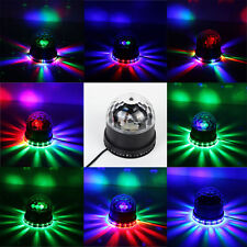 48 LEDs RGB Stage Lighting Light Bar Party Disco DJ Light Effect Voice Activated
