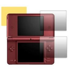 Film de protection écran (screen protector) + chiffon pour Nintendo DSi XL DSiLL