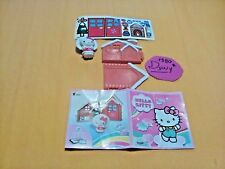 "KINDER MAX SORPRESA "" HELLO KITTY  SED 22  ""  + BPZ"