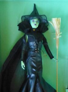 BARBIE The Wizard of Oz Fantasy Glamour Wicked Witch of the West BCR04 NRFB