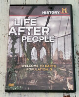 NM Life After People (2008) History Channel Presents DVD Authentic US Release