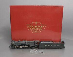 Broadway Limited 010 HO PRR M1b Steam Locomotive & Tender #6738/Box