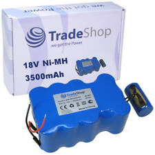 TradeShop AKKU 18V 3500mAh Ni-MH für Bosch BBHMOVE4 BBHMOVE6 03 Akku-Staubsauger