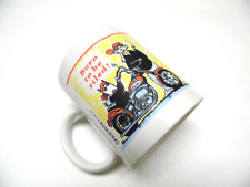 Maxine Born to be Riled! Motorcycle Shoebox Hallmark Coffee Cup Mug Crabby Xing
