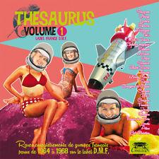 THESAURUS VOLUME 1 LABEL FRANCE DMF vinyl 2-LP garage beat Chuck Berry Stones