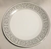 """WHITNEY Imperial China 12"""" Round Chop Serving Platter, by W. Dalton #5671 Japan"""