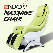 ENJOY(Top Australian Brand) TT700 Kneading Shiatsu Full Body Massage Chair-GREEN