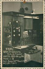 F8FL Strasbourg. Andre DIEHL - T W Moss, 2 Bear Street, Exeter  JD.892