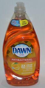 DAWN ULTRA ANTIBAC DISH WASHING LIQUID HAND SOAP WASH 28 FL OZ ORANGE SCENT