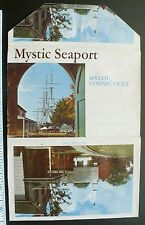 1960s Mystic Seaport CT, Figureheads, Rope Factory, General Store, Apothecary