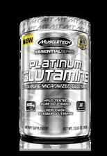 MuscleTech PLATINUM 100% GLUTAMINE Brand New FREE SHIPPING