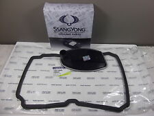 GENUINE SSANGYONG STAVIC ALL MODEL 5 SPEED AUTO TRANSMISSION FILTER SET