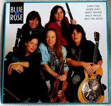 Blue Rose Cathy Fink Laurie Lewis et al 1988 Sugar Hill SH-3768 BLUEGRASS SS LP