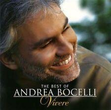 ANDREA BOCELLI-VIVERE -THE BEST OF ANDREA BOCELLI-JAPAN CD BONUS TRACK G00