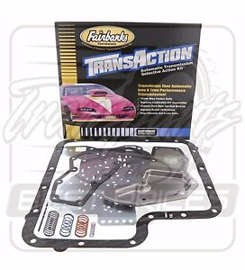Fits Ford C6 C-6 Transmission TransAction High Performance Shift Kit Fairbanks