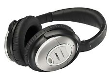 Bose QuietComfort QC15 Noise Cancelling Headphones - ALTO edition, Silver